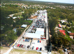 One of Queensland's oldest & largest auto dismantlers. Established in 1961, still on the original site with over 9 acres housing some 900 cars.